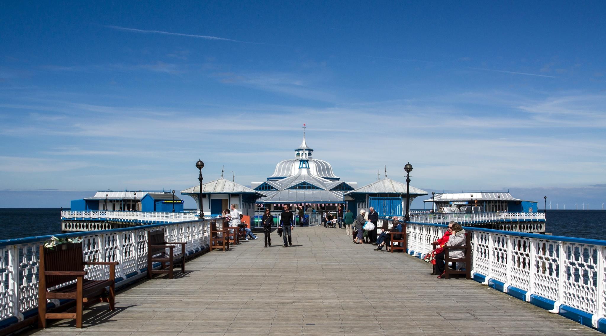 Llandudno Pier - Lland...